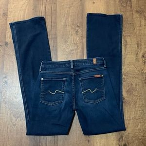 Seven 7 For All Mankind Kimmie Bootcut Jeans